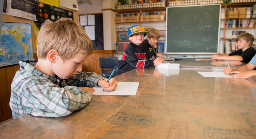 Tamariki School: Lessons are fun at Tamariki.