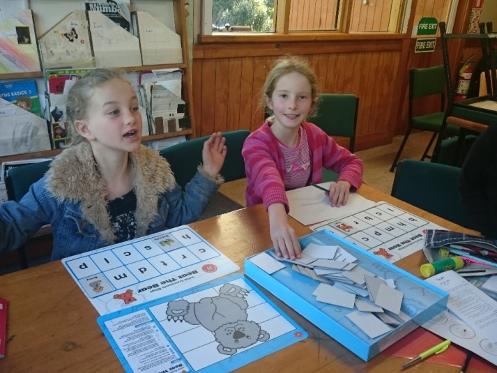 Tamariki School: Beat the Bear is a fun game.