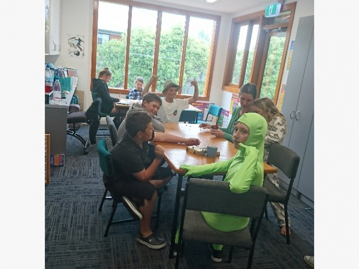 Tamariki School: The new Quiet Room.